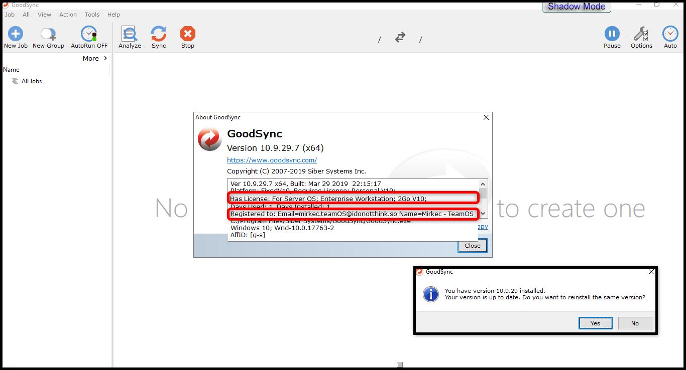 Direct - GoodSync Enterprise version 10 9 29 7 -=TeamOS
