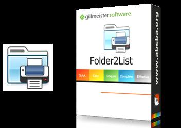 Resultado de imagen para Gillmeister Folder2List 3