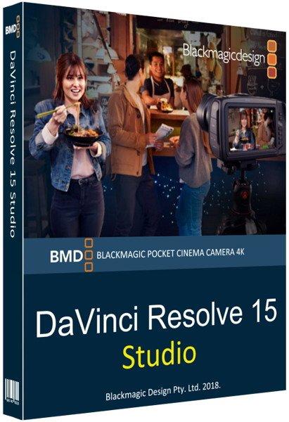 Direct - Blackmagic Design DaVinci Resolve Studio v15 3 1 3
