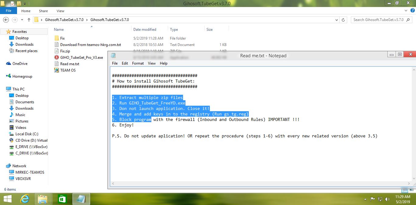 Gihosoft tubeget registration code | Free Registration Code for