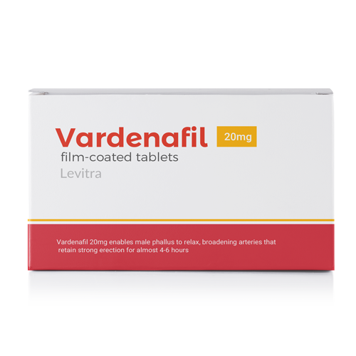 Vardenafil 20 mg is a generic drug that actively corrects erectile dysfunction problem by acting on the underlying issue behind ED. This is an FDA-approved treatment that is also one of the most prescribed treatments all around world for overcoming ED problem. Vardenafil ( http://www.samrx.com/buy-vardenafil.aspx ) medicine is famous because of its quick action, well effective, and lot of convenience.