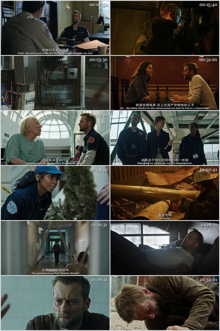 2019美国剧情动作电影《回火2》中英双字高清下载