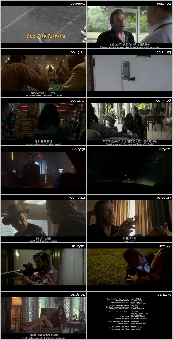 2019年惊悚动作《毒玫瑰》BD中英双字幕