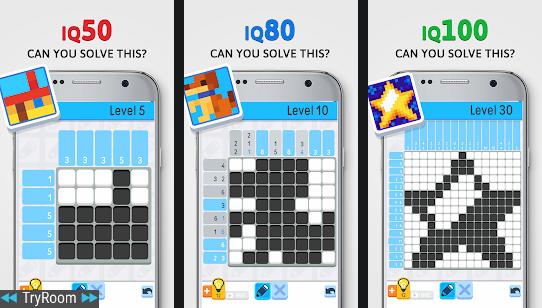 Logic Pic Picture Cross & Nonogram Puzzle v2 22 [Mod] - ReleaseAPK