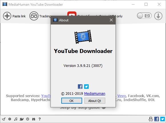 Direct - MediaHuman YouTube Downloader v3 9 9 21 (3007