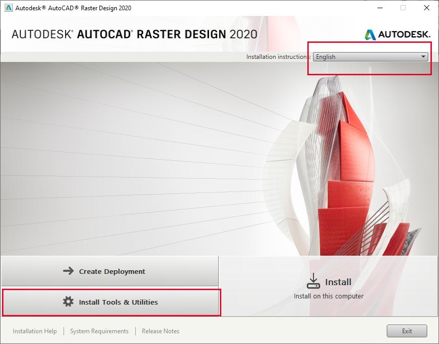 Autocad raster design инструкция