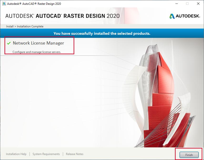 Direct - Autodesk AutoCAD Raster Design 2020 64 bits | Team