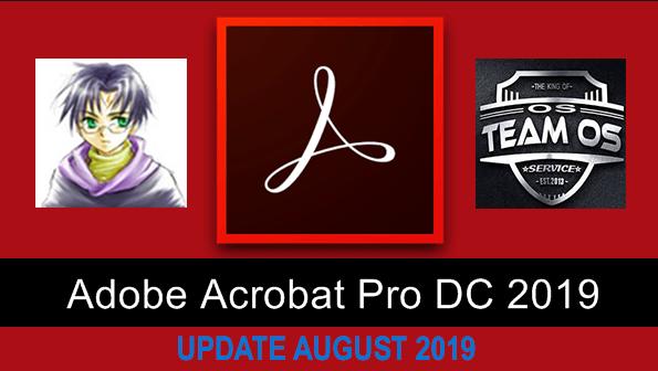Direct - Acrobat Reader DC Aug 2019 (19 012 20040) - TeamOS