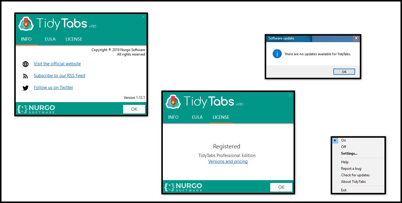 Direct - TidyTabs Pro version 1 12 1 -=TeamOS=-   Team OS