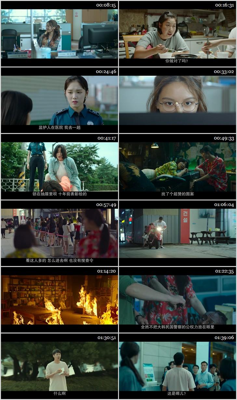 韩国动作喜剧《女警/女警探》高清韩语中字BT电影下载