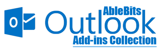 Resultado de imagen para AbleBits Add-ins Collection for Outlook 2019