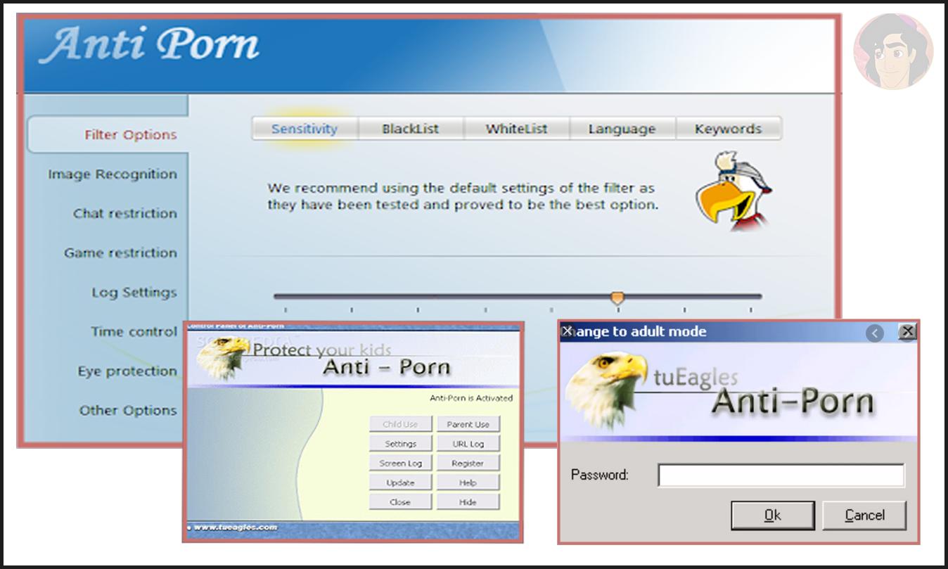 Anti Porn Tueagles torrent - tueagles anti-porn v 26.3.11.7 full version (2019