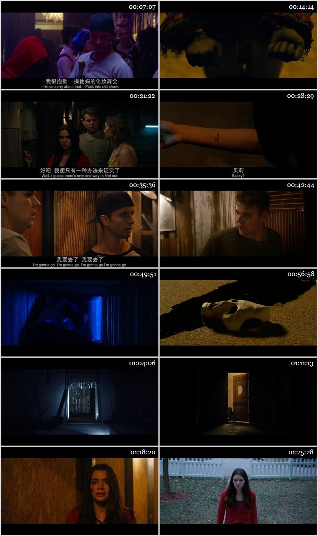 [2019恐怖]《惊魂鬼屋/附身》[1080p.BD中英双字][有水印]