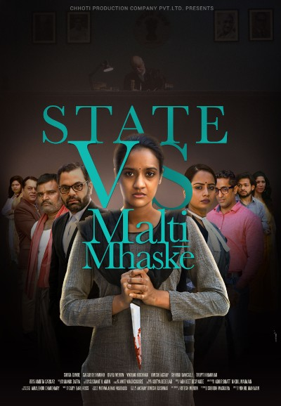 State vs Malti Mhaske (2019) Hindi 720p HDRip x264 900MB ESubs