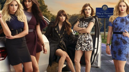 Pretty Little Liars Tv Series 4K