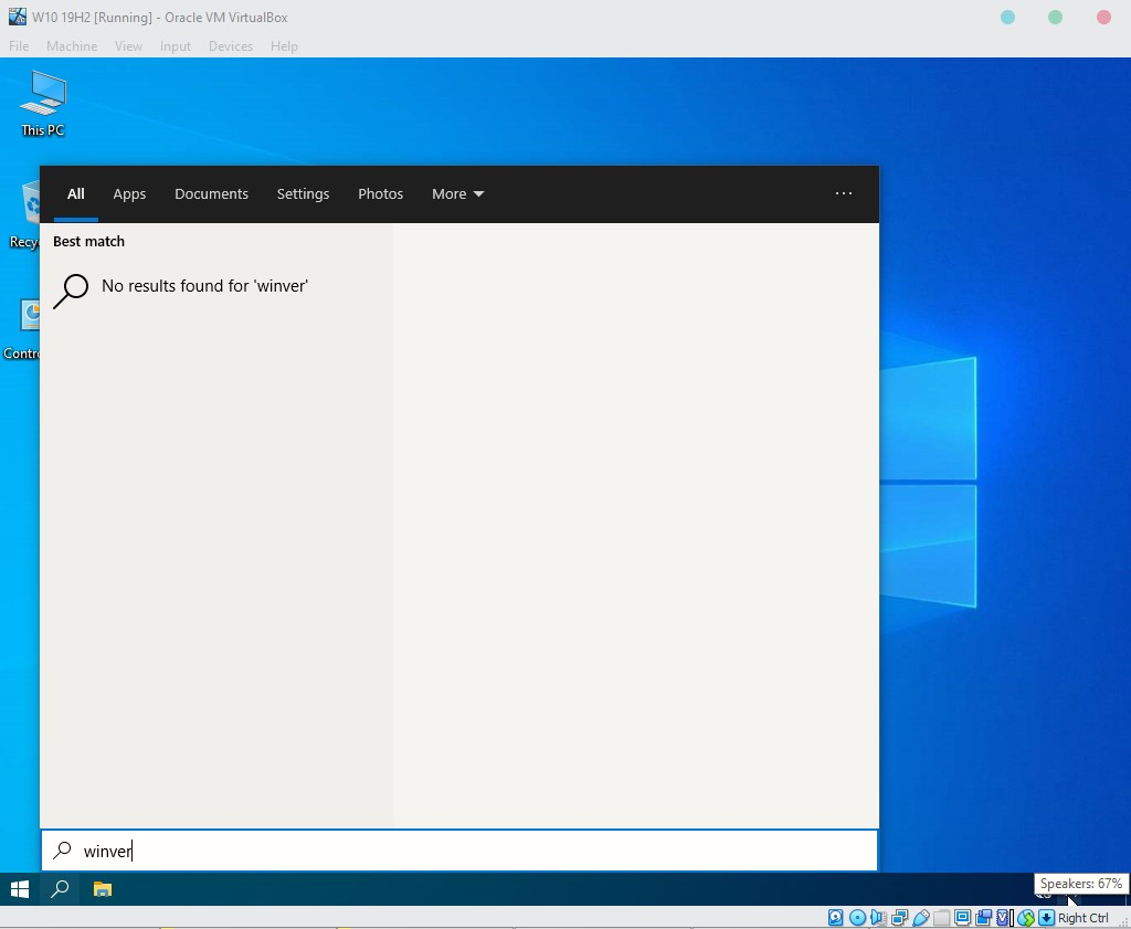 [SOLVED] [EX-100 - v2.3.2.0] [19H2] Something breaks Windows Search - Page 2 P2P7C5