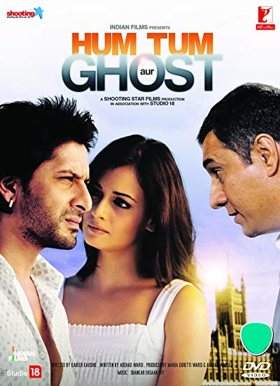 Hum Tum Aur Ghost (2010) 1080p Web-HD DL AVC AAC 2.0 DusIcTv | 2 GB |