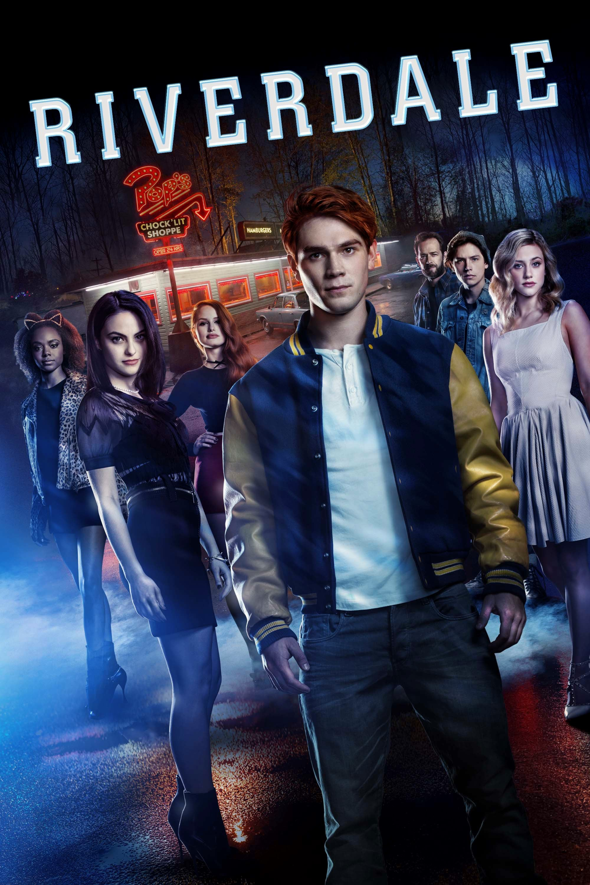 Riverdale | S01 | 2017 | English | 1080p | 720p | BluRay