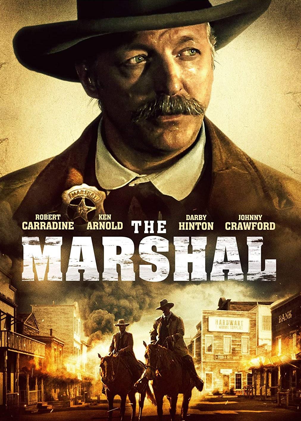 The Marshal | 2019 | English | 1080p | 720p | WEB-Rip