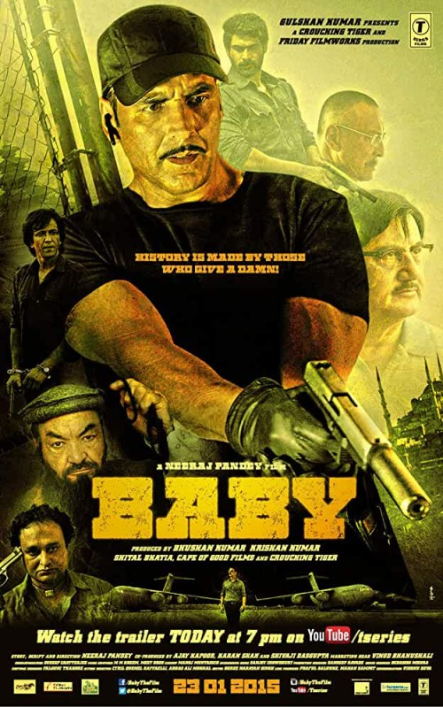 Baby (2015) Hindi WEB-DL x265 AAC Esub