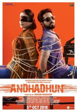 Andhadhun (2018) Complete Bluray 1080p AVC DTS-HDMA 5.1.DusIcTv | G-Drive | 41 GB |