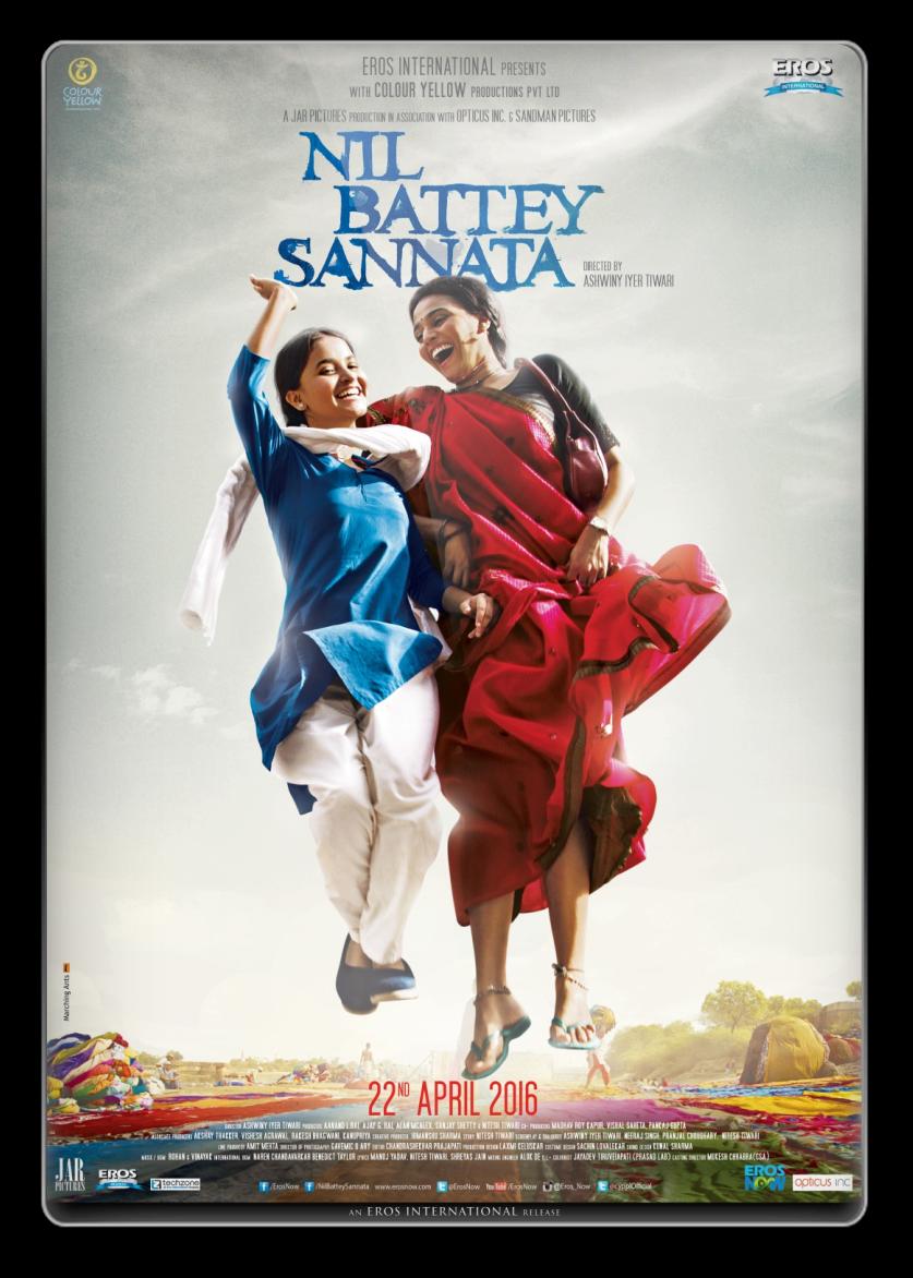 Nil Battey Sannata (2015) 1080p JC WEB-DL H264 AAC2.0 – ESUB ~ Ranvijay – DUS-ICTV | 9 GB |