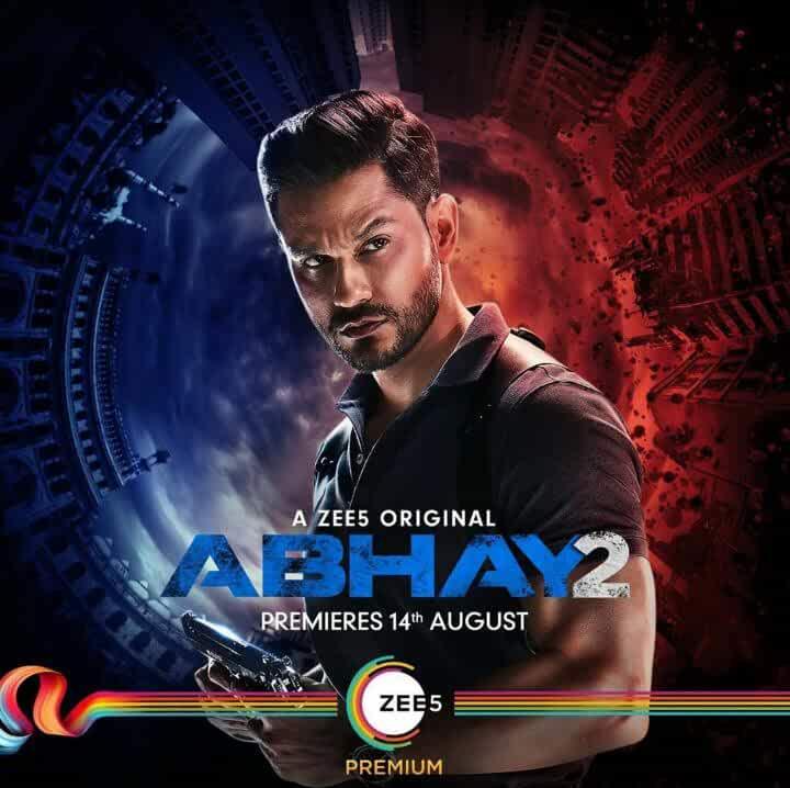 Abhay S02 [Repack] 1080p WEB-DL AAC2 0 H 264-TT