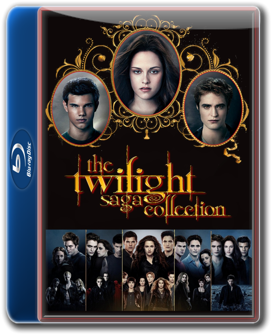 The Twilight Saga Collection (2008-2012) 1080p BluRay x264 {Multi Audio} {Hindi-Tam-Tel-DD 2.0-Eng BD 5.1} ESub By~Hammer~
