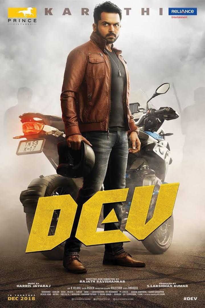Dev (2019) (MUSIC VIDEOS ALBUM) Tamil 1080p Untouched WebHD AVC DD 5.1 HoTsPuRs 24xHD
