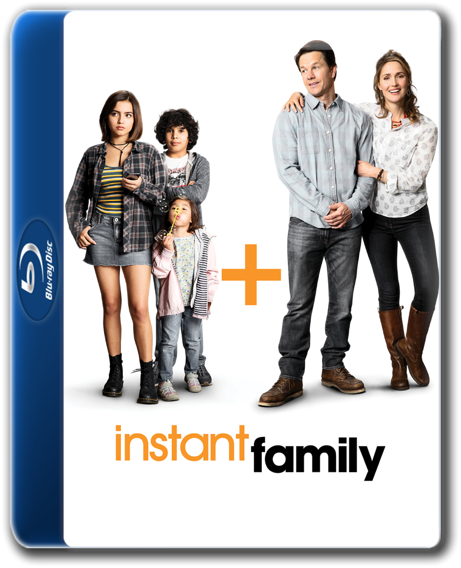Instant Family (2018) 1080p BluRay x264 {Dual Audio} {Hindi DD 5.1-Eng BD 5.1} Exclusive By~Hammer~