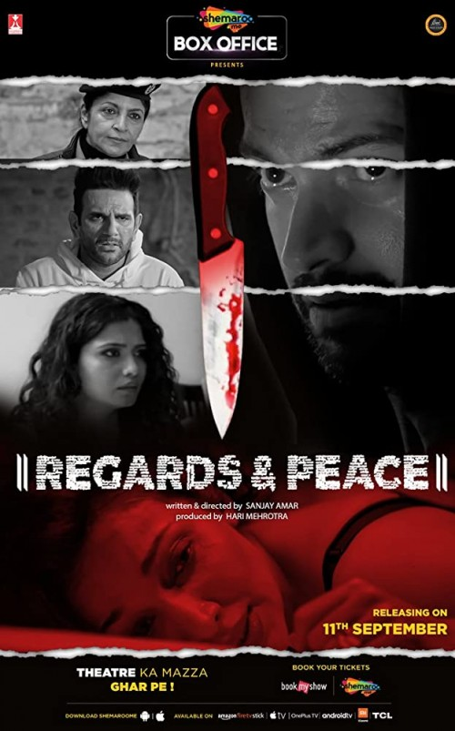 Regards And Peace (2020) Hindi WEB-DL x264 AAC