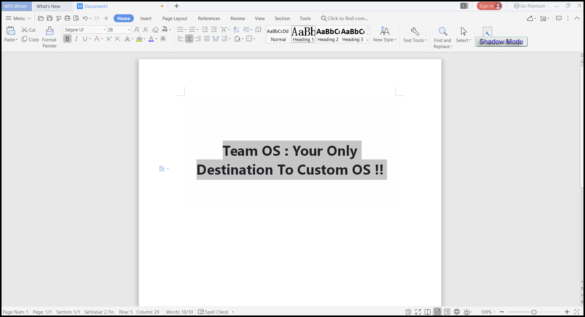 Portable Wps Office