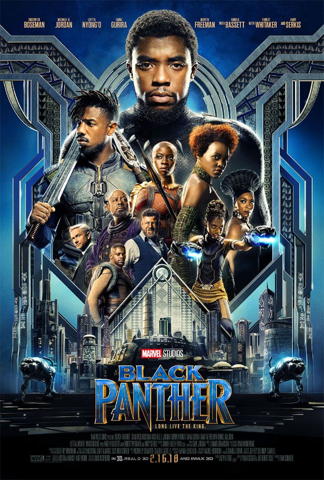 2018年科幻动作《黑豹》BD.1080p.国英双语双字