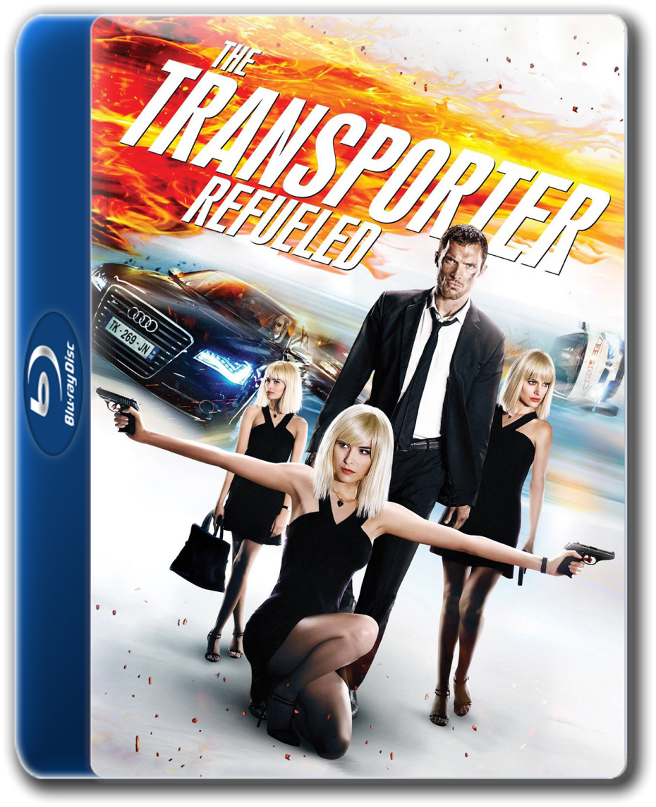 The Transporter Refueled (2015) 1080p BluRay x264 {Dual Audio} {Hindi DD 5.1-Eng DTS 5.1} ESub By~Hammer~