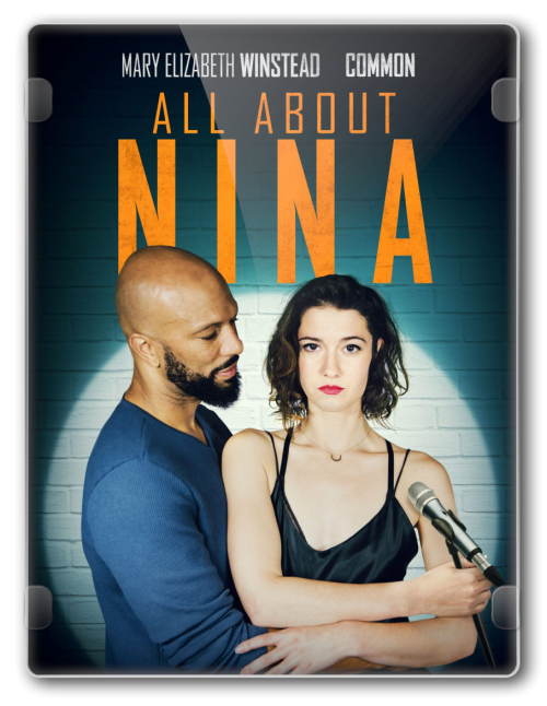 All About Nina (2018) 720p HEVC BRRip x264 ESubs ORG. [Dual Audio] [Hindi (Original) or English] [550MB] Full Hollywood Movie Hindi
