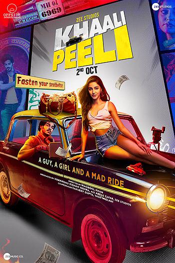 Khaali Peeli (2020) 1080p HDRip x264  DD5 1 (Multi Audio) ESubs-DUS Exclusive