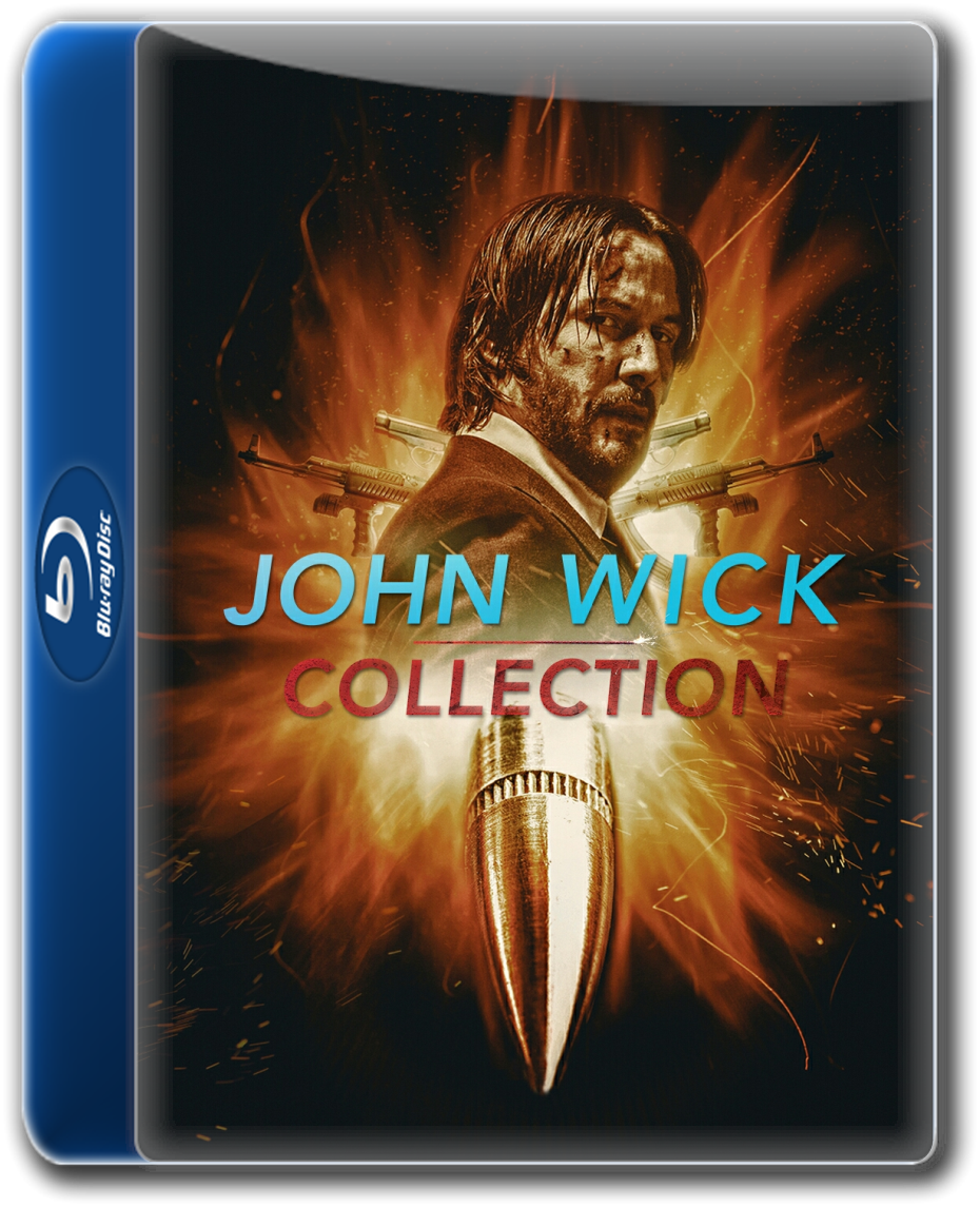 John Wick Collection (2014-2019) 1080p BluRay x264 {Dual Audio} {Hindi RM 5.1 & 2.0-Eng BD 5.1} ESub By~Hammer~ | 14.8 GB |