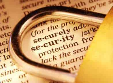 security, protect files
