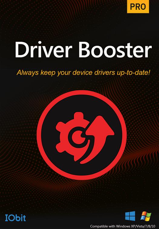 IObit Driver Booster Pro 8.2.0.314 Multilingual