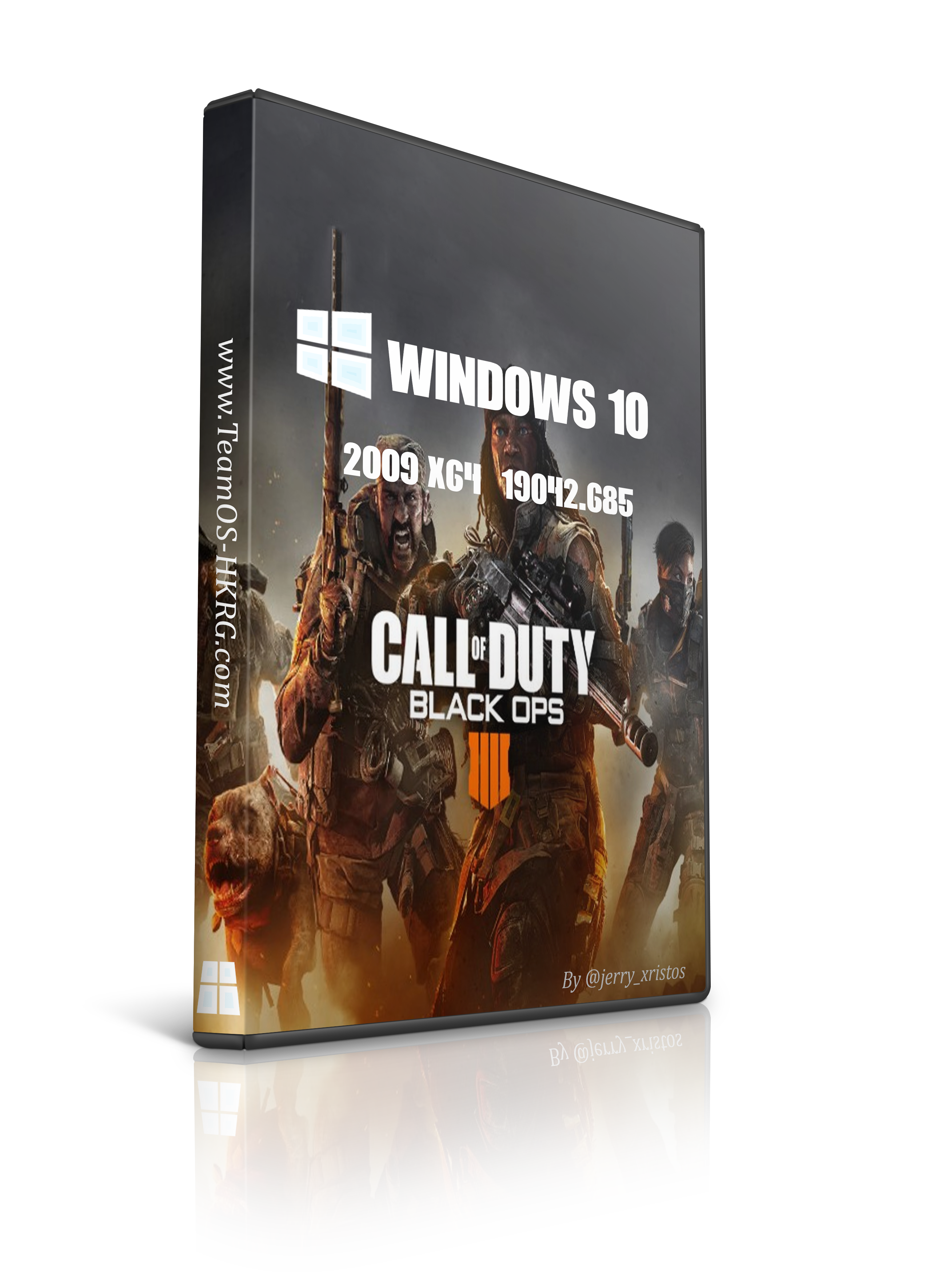 Call of Duty Black Ops windows 10 2009 (19042.685)