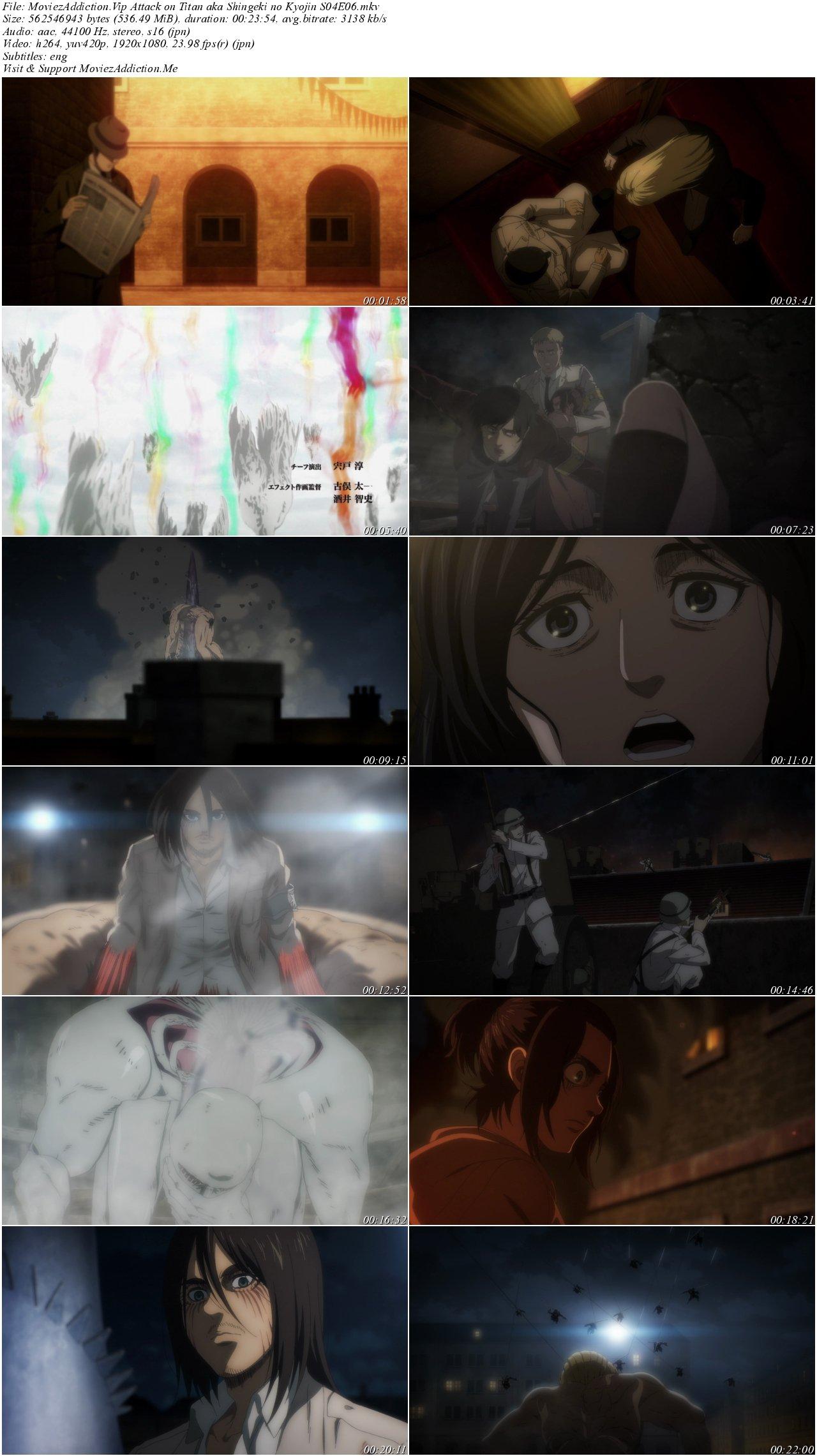Attack on Titan S04