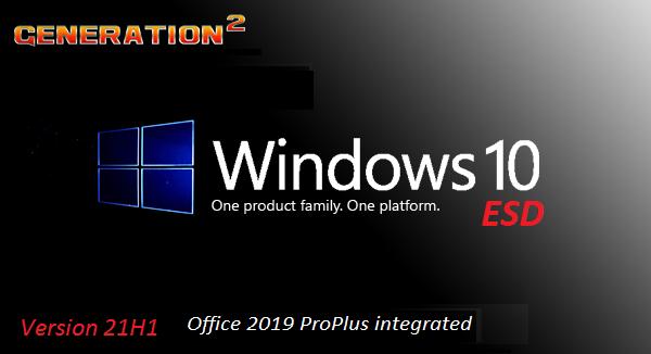 Windows 10 x64 21H1 Build 19043.928 Enterprise incl Office 2019 en-US APRIL 2021