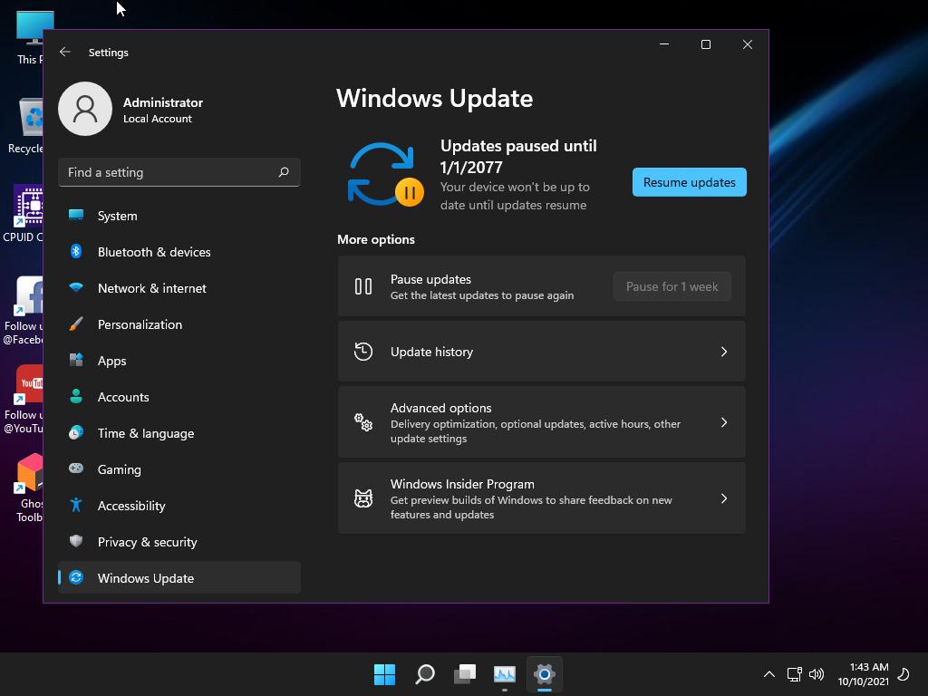 Windows 11 Pro Superlite and Compact 64bit